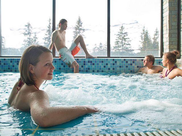 bien-être Flaine Piierre et Vacances Sports d'hiver