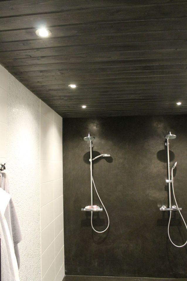 Pesuhuoneen valaistusta LEDeillä  Elämäni valot