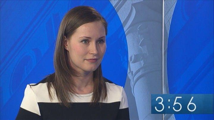 Sanna Marin Kuva: Yle