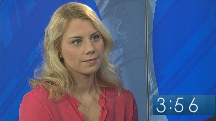 Saara-Sofia Siren Kuva: Yle