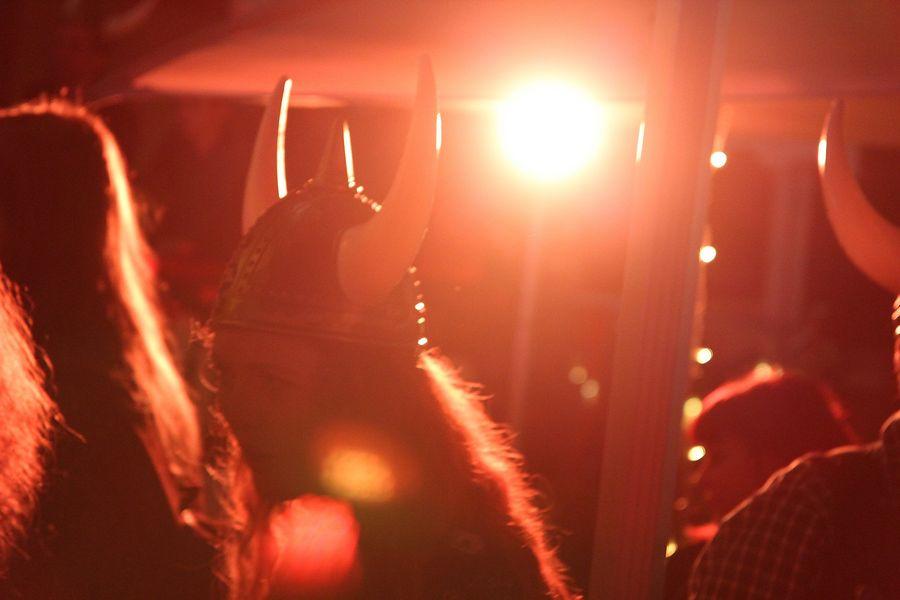 Nordic Genre Invasion -party Cannesissa. Kuva: Antti Purhonen