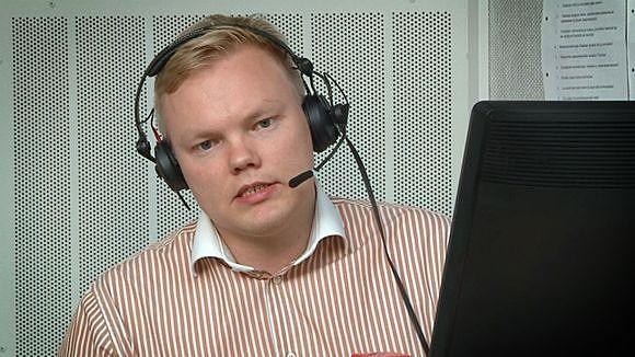 Antti Kurvinen Kuva: Yle