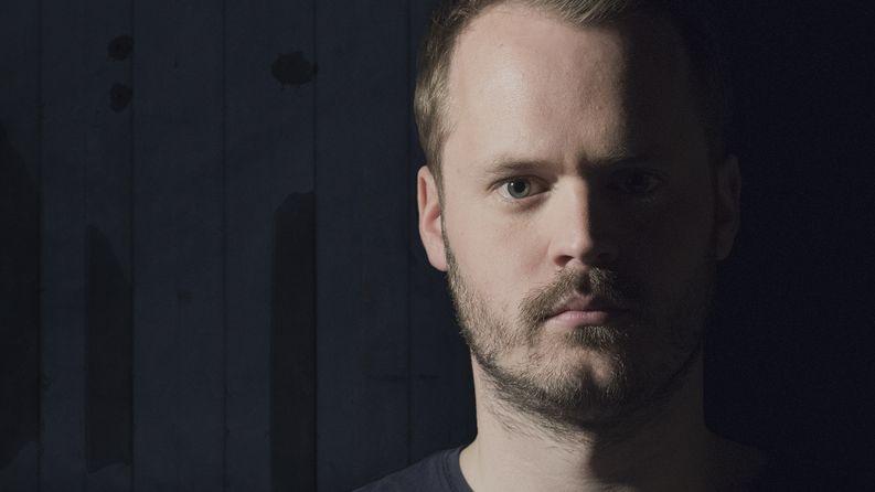 Dan Granqvist. Kuva: Jyrki Valkama/ Ylen kuvapalvelu