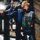Sirkka Könösen Sunny Fox vuodelta 1988. Kuva: Delanay