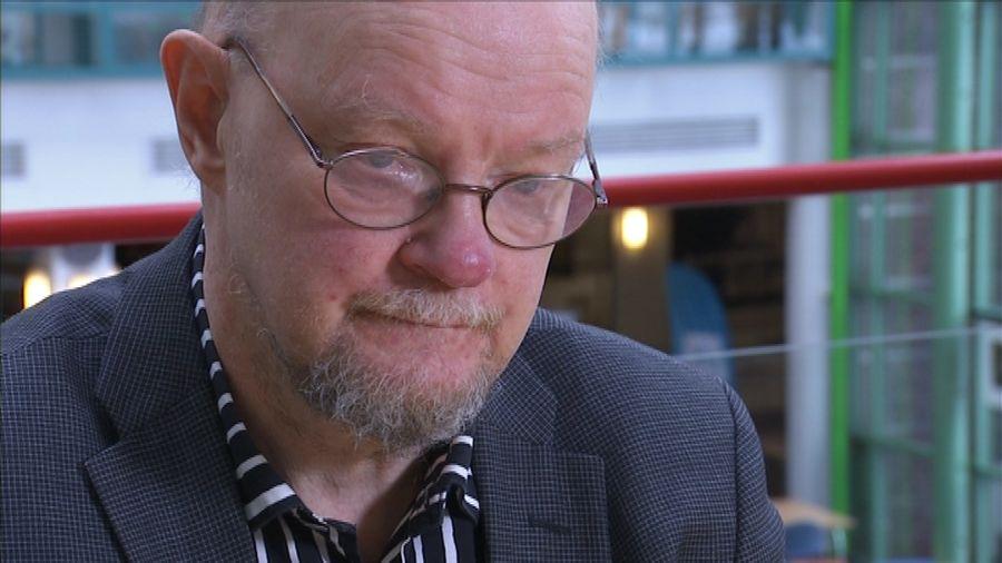 Osmo Soininvaara. Kuva: Yle.