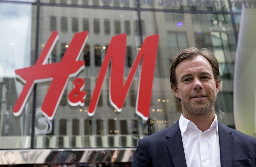 Karl-Johan Persson. Kuva: EPA