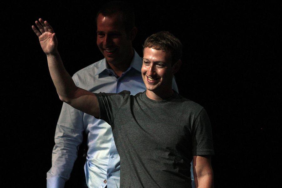 """Mark Zuckerberg haluaa """"yhdistää koko maailman"""" Internet.orgin avulla. EPA/Alex Cruz"""