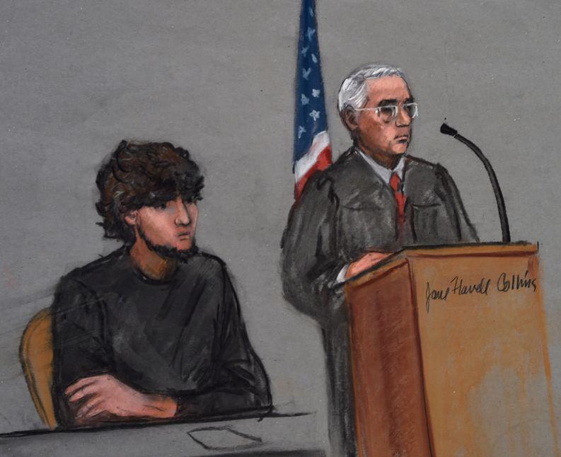 Džohar Tsarnajev todettiin tänä vuonna syylliseksi Bostonin vuoden 2013 pommi-iskuihin. Kuolemantuomio on mahdollinen.