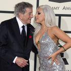 Tony Bennett ja Lady Gaga. Kuva: EPA/ Michael Nelson