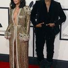 Kim Kardashian ja Kanye West. Kuva: EPA/ Michael Nelson