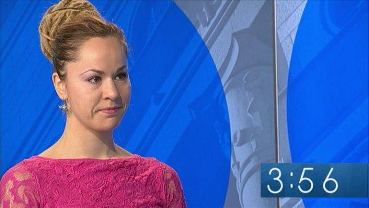 Hanna Särkkinen Kuva: Yle