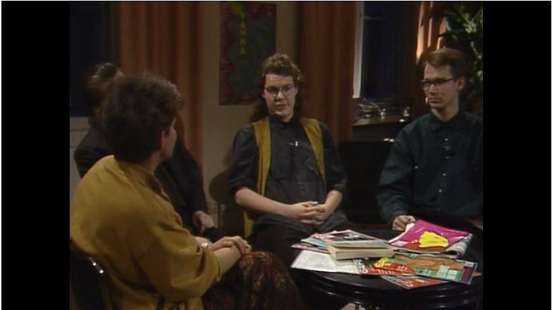 Mistä saatatte päätellä kuka on hetero ja kuka on homo, kysyttiin tv-ohjelmassa.