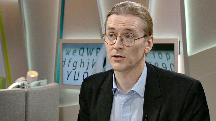 Mikko Hyppönen. Kuva: Yle