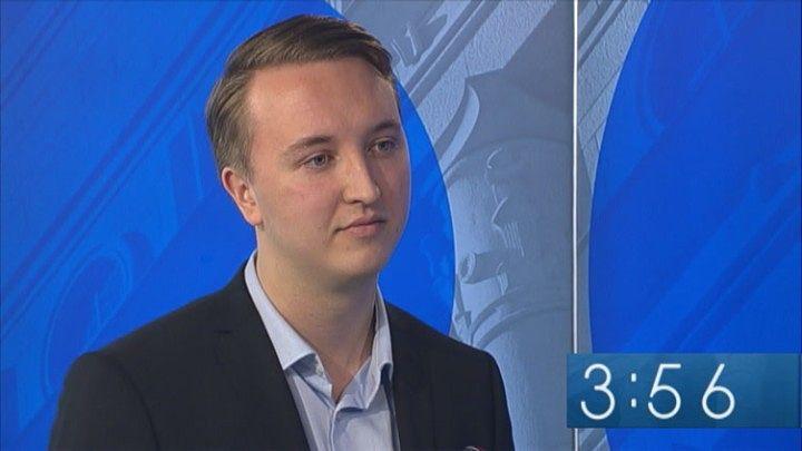 Ilmari Nurminen Kuva: Yle