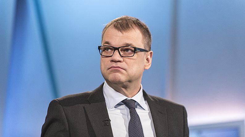 Juha Sipilä. Kuva: Ilkka Kemppainen/Yle