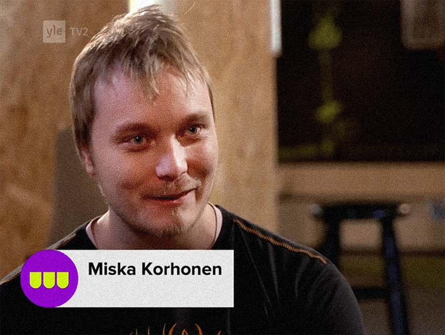 24-vuotias opiskelija Miska Korhonen