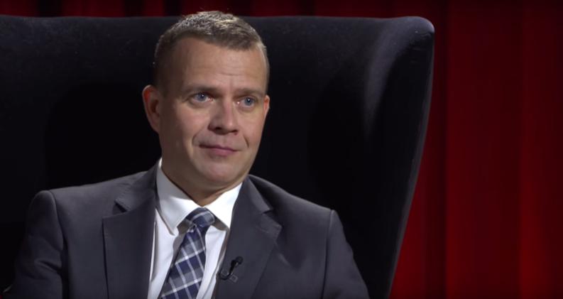 Sisäministeri Petteri Orpo