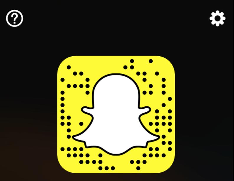 Käyttäjäkohtainen tunnistekuva näyttäää tältä uudessa Snapchat-versiossa. Kuvakaappaus.