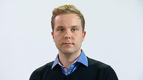 Petri Honkonen Kuva: Yle