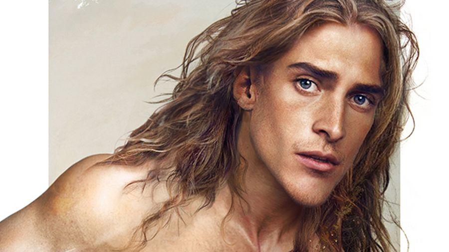 Jirka Väätäisen sormissa Disneyn Tarzan-hahmo on kokenut aikamoisen muodonmuutoksen.