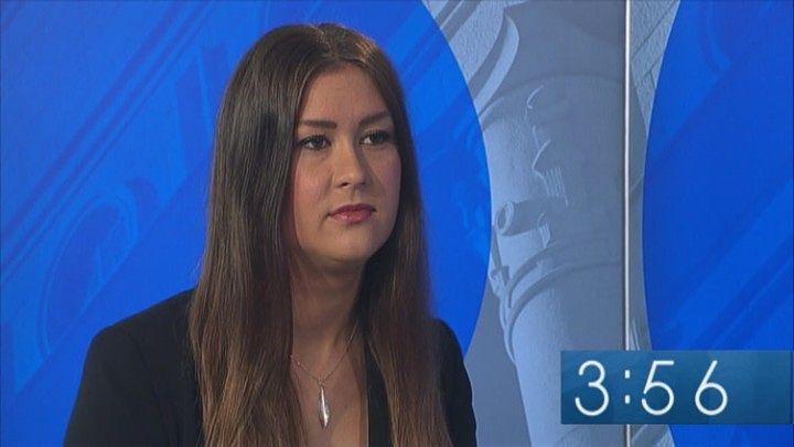 Tiina Elovaara Kuva: Yle