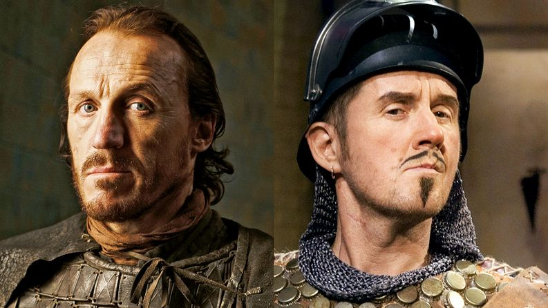 Game of Thrones on villinnyt ympäri maailman. Tuttiritari nähtiin 90-luvulla ja 2000-luvulla Ylellä. Kuva: HBO ja Yle.