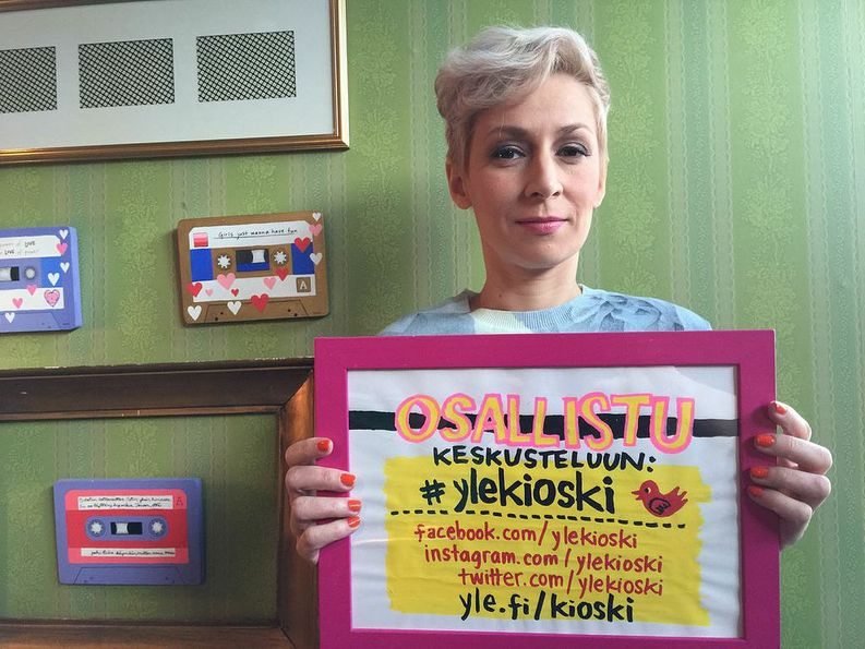 Miksi kutsumme naisia etunimillä ja miehiä sukunimillä, kysyy Rakel Liekki kolumnissaan. Osallistu keskusteluun Twitterissä tunnisteella #ylekioski.