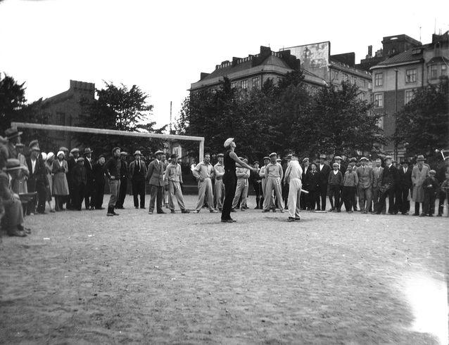 Kuva: Helsingin kaupunginmuseo, Viljo Berg.