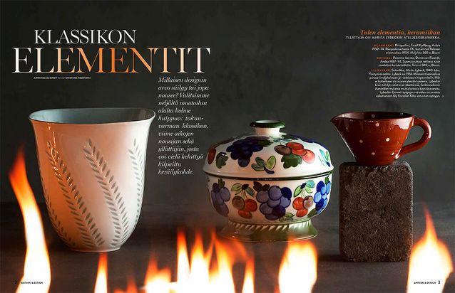 DESIGN Keräilijää kiinnostavan suomalaisen designin voi jaotella klassikoihin, nousijoihin ja yllättäjiin. Asiantuntijat neuvovat, millaisen muotoilun arvo säilyy tai jopa nousee.