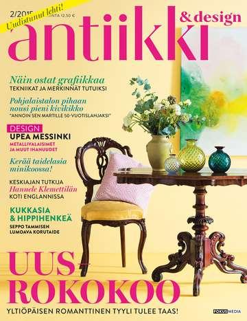 Uusrokokoo - röyhelöiden kapina - Antiikki   Design b63cd3f037