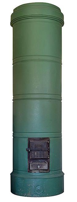 Peltikuorinen pönttöuuni oli kaakeliuunia edullisempi, ja sen voi maalata huoneen tapettiin sopivalla pellavaöljymaalilla. Pönttöuunin voittokulku alkoi jo 1800-luvun puolella. Uuneja saa Porvoon Wanhan Rautakaupan kautta, hinta alkaen 2 800 e.