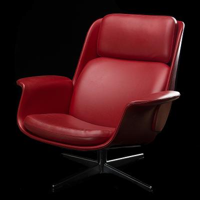 Tyylikäs tv-tuoli iskee ajan hermoon. Olli Borg, Rondo. Asko 1960-luku, lähtöhinta 800 e, Bukowskis Modern + Contemporary.