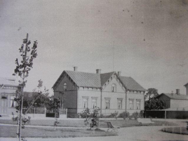 Villa Orrman vuonna 1905