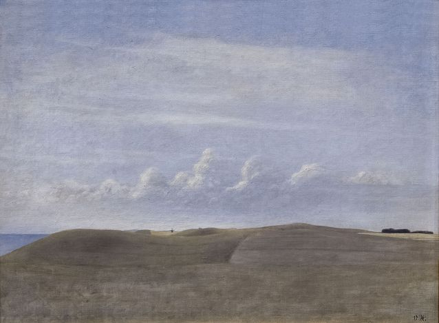Maisema Refsnaesista,1900. Kuva Thielska Galleriet/ Tord Lund