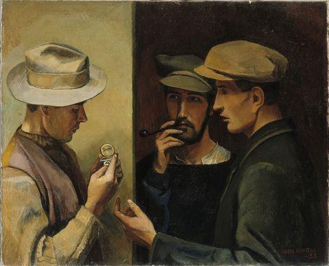 Martti ranttila kellokauppa 1933 ateneumin taidemuseo kok kaunisto kansallisgalleria hannu aaltonen s480x0 q80 noupscale