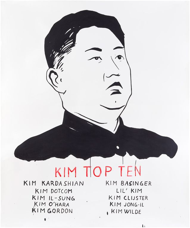 Riiko Sakkinen: Kim Top Ten, 2014.​