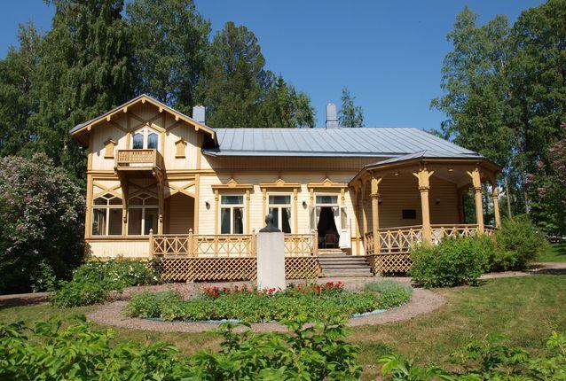 Danielson-Kalmaris sommarvilla. Bild: Veijo Heikkinen.