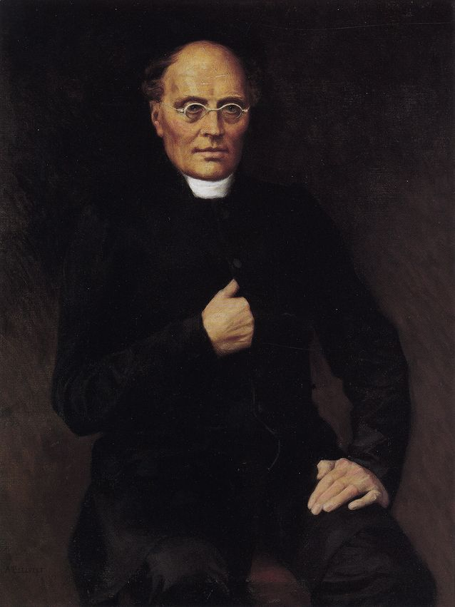 Kuva: J. L. Runebergin muotokuva vuodelta 1893. Albert Edelfelt, Turun taidemuseo.