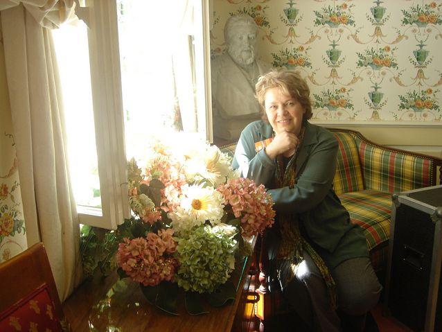 Professori Moisala kongressimatkalla Wienissä. Kuva: Lea Suomela.