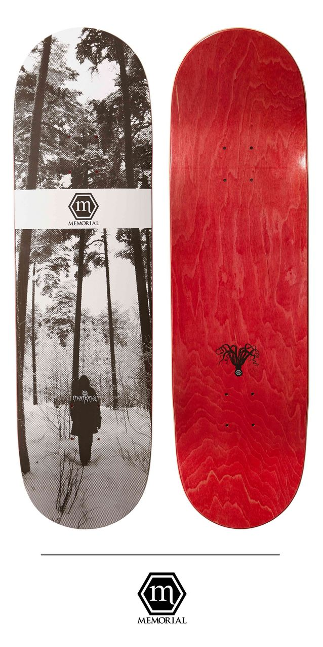 "Anna's board 8.5"", deep concave."