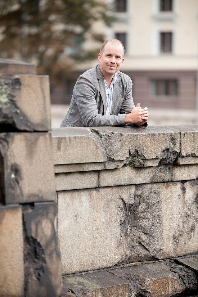 Kuva: Pekka Lähteenmäki.