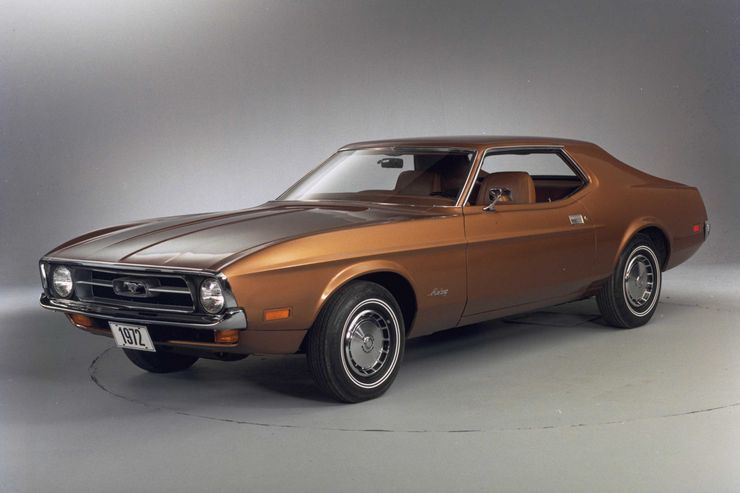 Mustang 1972.