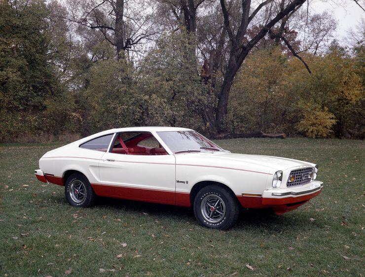Mustang 1976.