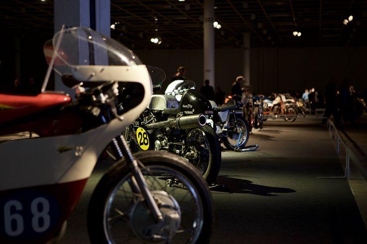 Petrol Circus Custom Bike Show sisältää yli 100 pyörää