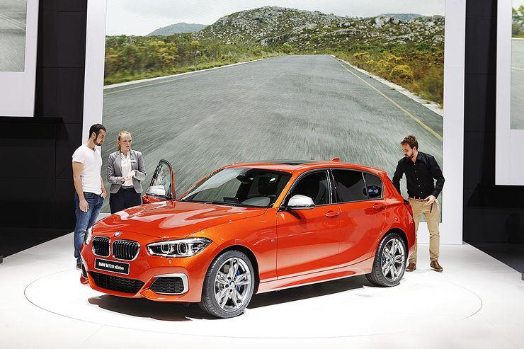BMW 1-sarja.