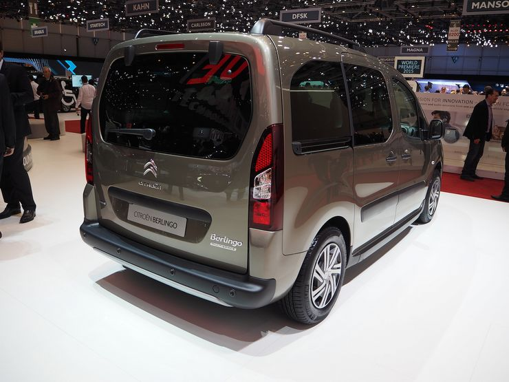 Citroën Berlingo.​