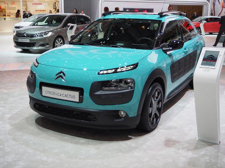 Citroën C4 Cactus.
