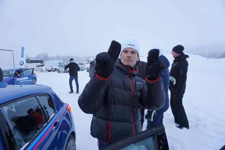Marcus Grönholm voitti tämän vuoden kilpailun