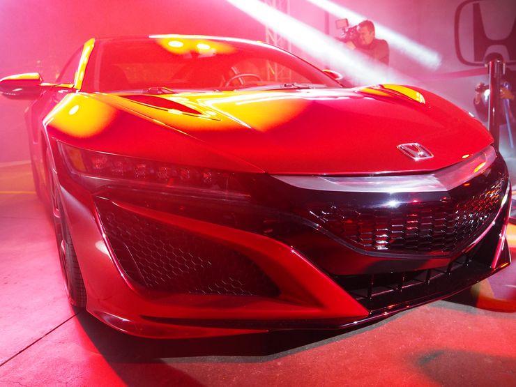 Honda NSX.