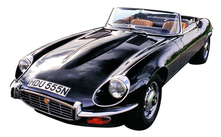 """Wagenerin valitsema klassikko: Jaguar E-type. """"Keveä perä, korostettu ja pullistettu konepelti… moni Mercedes AMG GT:tä ensi kertaa katsova muistaa sen, miltä tuntui nähdä tämä auto ensimmäisen kerran."""""""